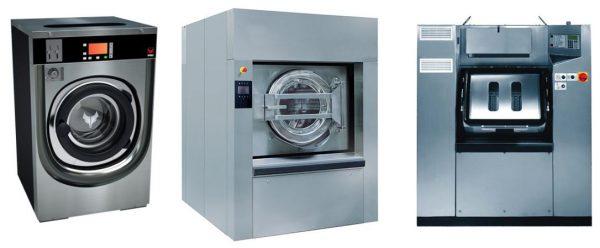 Maquina de Lavar Roupa Industrial com ou sem Moedeiro, Máquina de Lavar roupa de Alta Centrifucação, Maquina de Lavar de Barreira Sanitária