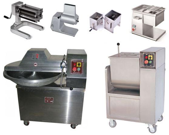 Máquina de amaciar bifes manual ou automática, máquina automática fatiadora, amassadoras-misturadoras de Care Automáticas