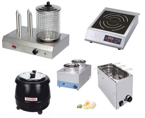Máquina de Aquecer cachoros, placa de indução, panela de sopas simples, aquecedor de molhos duplo, aquecedor de Ovos
