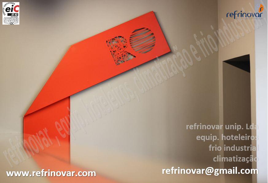 Logótipo do estabelecimento de restauração - Restaurante Ramen - Equipamento Hoteleiro fornecido e instalado pela Refrinovar