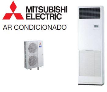 Ar Condicionado da gama comercial modelo de Coluna inverter