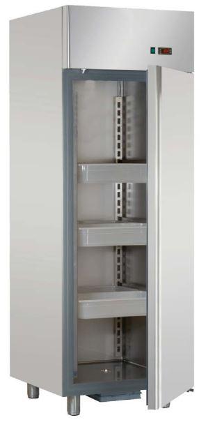 Armário frigorífico de Conservação de Peixe fresco, de 1 Porta, Preparado para Caixas 40x60
