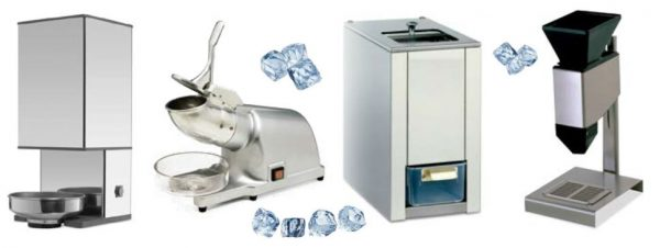 Máquinas de triturar gelo, desde o metodo simples até ao triturador de gelo para caipirinha