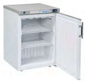 Armario frigorífico Baixo 170 Lts de Conservação temperaturas positivas ou negativas, Interior Abs, Exterior em SK