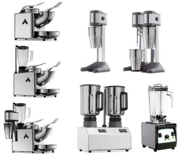 Máquina de sumos Multi-serviços, copos batedores, Batedores de Frapés mais Blenders