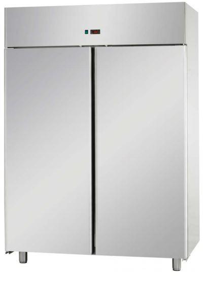 Armário frigorífico de Gastronorm GN 2-1 Duplo temperaturas positivas ou temperaturas negativas