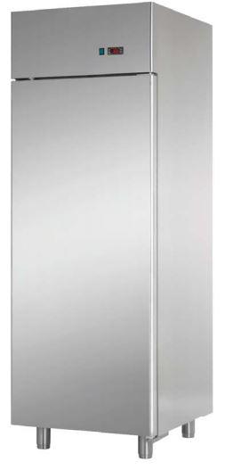 Armário frigorífico de Gastronorm temperaturas positivas ou temperaturas negativas, opções para divisão de 1 Porta em 2 Meias Portas